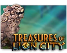 Microgaming Treasures of Lion City