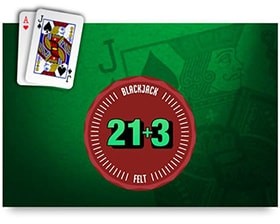 Felt Twenty One + Three Blackjack