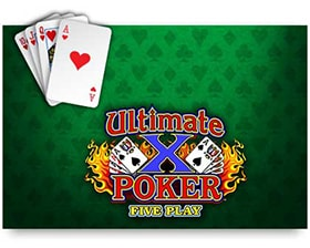 IGT UltimateX Five Play Poker