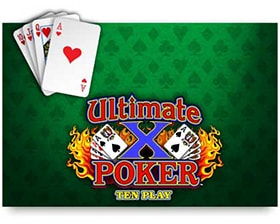 IGT UltimateX Ten Play Poker