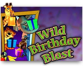 2 by 2 Gaming Wild Birthday Blast