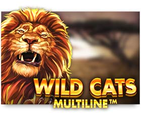 Red Tiger Gaming Wild Cats Multiline