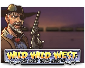 NetEnt Wild Wild West: The Great Train Heist