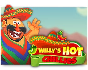 NetEnt Willies Hot Chillies™