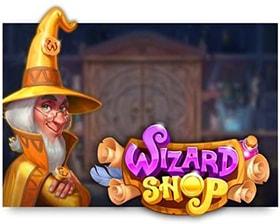 Push Gaming Wizard Shop Flash