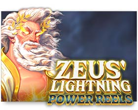 Red Tiger Gaming Zeus Lightning Power Reels