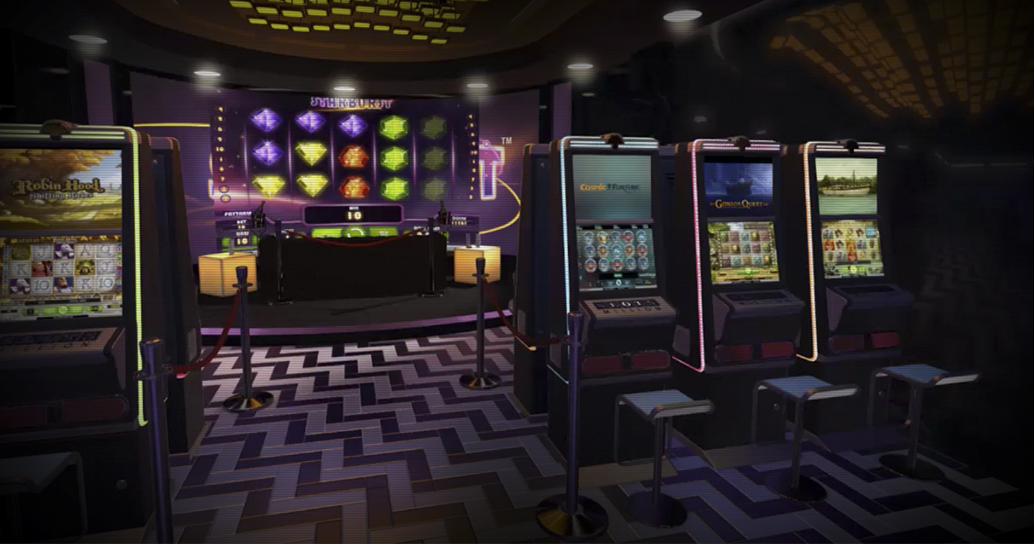 Slotsmillion Virtual Reality Casino
