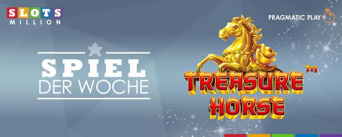 Unser Spiel der Woche: Treasure Horse!