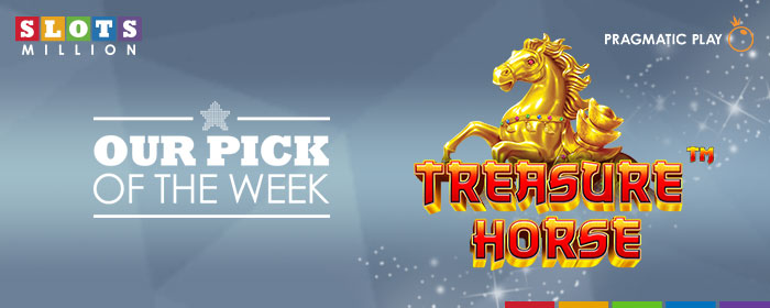 Our Pick of the Week: Treasure Horse!