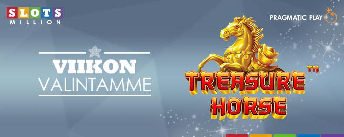 Viikon valintamme: Treasure Horse!