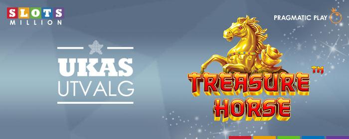 Denne ukens valg: Treasure Horse!
