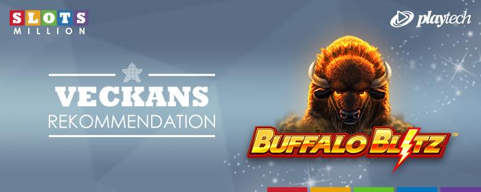 Veckans val: Buffalo Blitz!