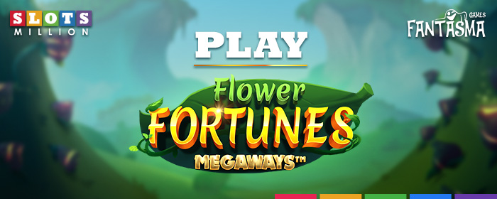 Level-up through exciting features in Flower Fortunes Megaways TM!