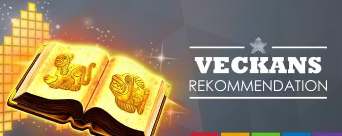 Veckans val är: Book of Aztec!