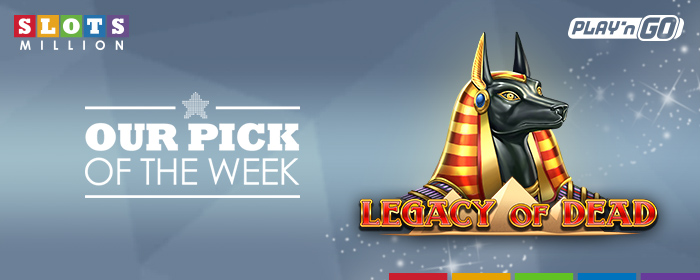 Our Pick of The Week: Legacy of Dead!
