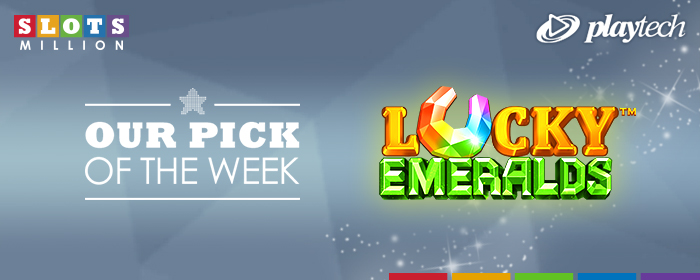 Our Pick of the Week: Lucky Emeralds!