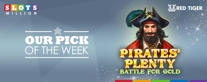 Our Pick of the Week: Pirates' Plenty: Battle for Gold