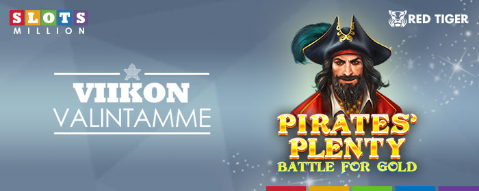Viikon valintamme: Pirates' Plenty: Battle for Gold