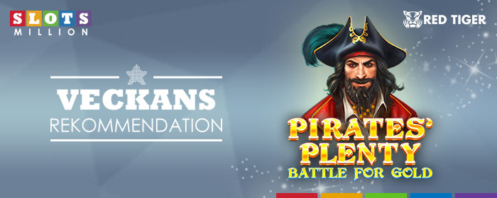 Veckans val: Pirates' Plenty: Battle for Gold