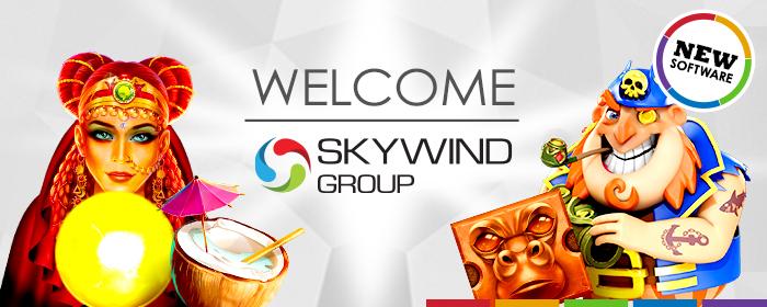 Skywind games have landed on SlotsMillion
