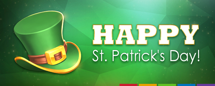 St. Patrick's Day is here, and so is its new game filter on SlotsMillion