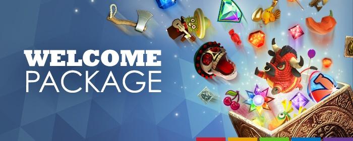 Welcome Bonus - Slots Million